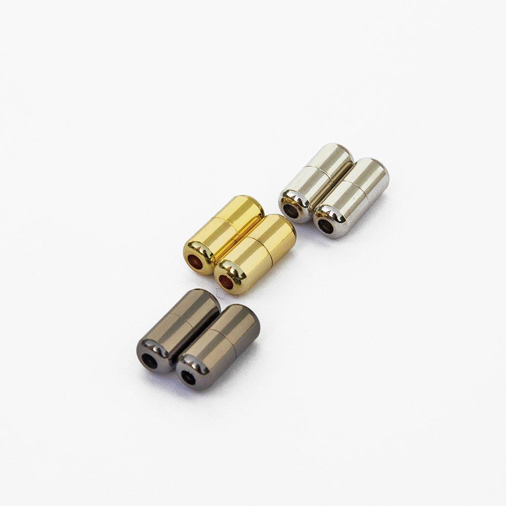 Cápsulas metálicas de rosca para atacadores elásticos Ata®